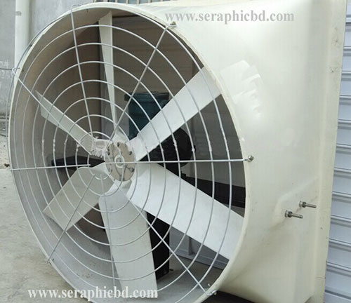 Cone Exhaust Fan